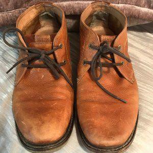 Lucky Brand - Mason Leather Chukka Boot Shoes